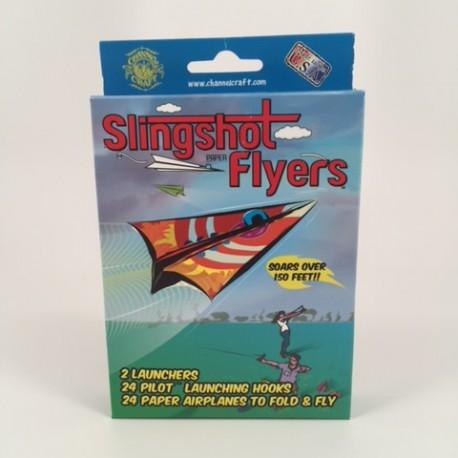Slingshot Paper Flyer Kit
