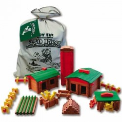 250-piece Farm Set