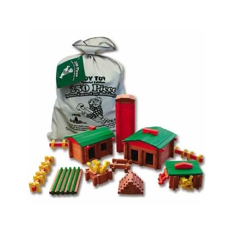 250-piece Farm Set