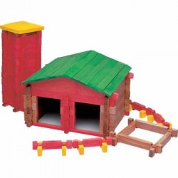 Wood-links Farm Set